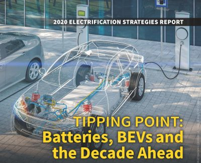Batteries, BEVs and the Decade Ahead