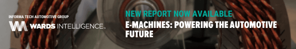 E-Machines: Powering the Automotive Future
